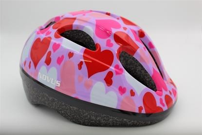 ΚΡΑΝΟΣ ΠΟΔΗΛΑΤΟΥ ΠΑΙΔΙΚΟ NOVUS ''Pink Heart''