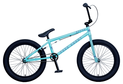 ΠΟΔΗΛΑΤΟ 20'' BMX FREEAGENT NOVUS SPARKLE BLUE