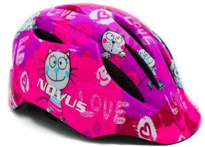 ΚΡΑΝΟΣ ΠΟΔΗΛΑΤΟΥ ΠΑΙΔΙΚΟ NOVUS ''Pink Kitty''